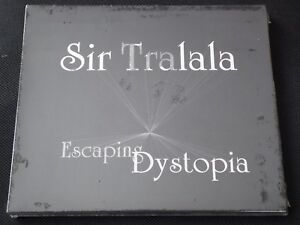 Sir-Tralala-Escaping-Dystopia-SEALED-NEW-CD