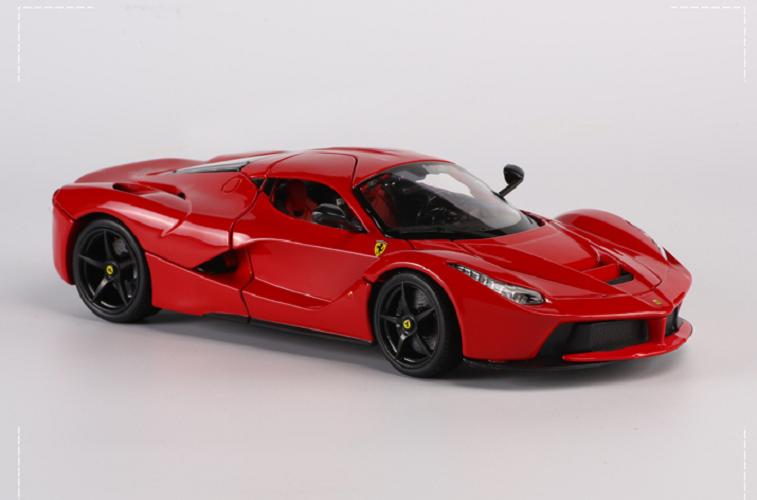 Bburago 1 18 Ferrari Laferrari rot Diecast Model Rcing Car Vehicle Toy IN BOX
