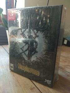 Blasphemous - Collector Edition - Nintendo Switch - Limited Run
