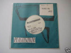 "7"" Flexi/PLASTISONOR/PLACE AU JAZZ/MIC 95/MEGARAR"
