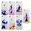 Disney-Watercolour-Case-Cover-Apple-iPhone-6-6s-4-7-034-Screen-Protector-Gel miniature 1