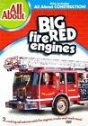 All About - Big Red Fire Engines and Construction (region 1 Dvd)