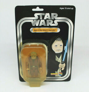 KUBRICK-MEDICOM-TOY-STAR-WARS-Ben-Obi-Wan-Kenobi-100-NEW-Limited-Edition