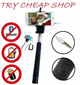 Monopod-Selfie-Stick-Telescopic-Wired-Remote-Mobile-Phone-holder-For-All-Phones