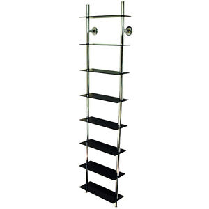Wall Mounted Gl Dvd Storage Shelves