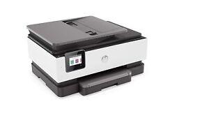 HP MULTIFUNZIONE FAX INK-JET OFFICEJET PRO 8022 A4 WIFI 1KR65B