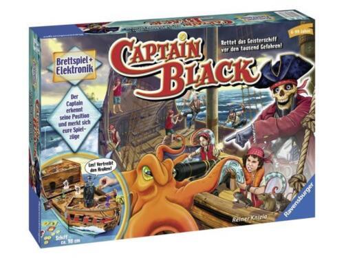 Ravensburger 22293 Elektronisches Kinder Brettspiel Captain Black 3D