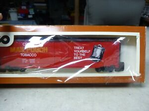 554-HO-CAR-MAIL-POUCH-TOBACCO-50-039-BOX-CAR-KD-039-S-ADDED