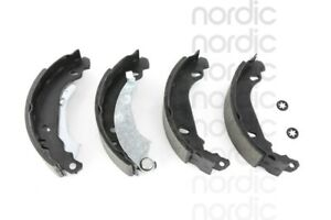Fits-To-Renault-Clio-II-amp-Campus-1998-2005-Rear-Brake-Shoes