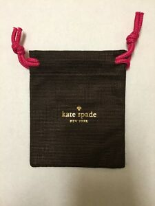 HUGE-LOT-OF-17-NEW-Kate-Spade-Dust-Bag-Small-4-5x-3-75-Jewelry-Bag