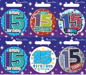 Age 10 10th Birthday Badge Party Gift Present