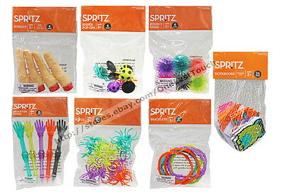 MOMENTUM BRAND Party Favors RINGS Bag Fillers HALLOWEEN 4pc-50pc*YOU CHOOSE* New