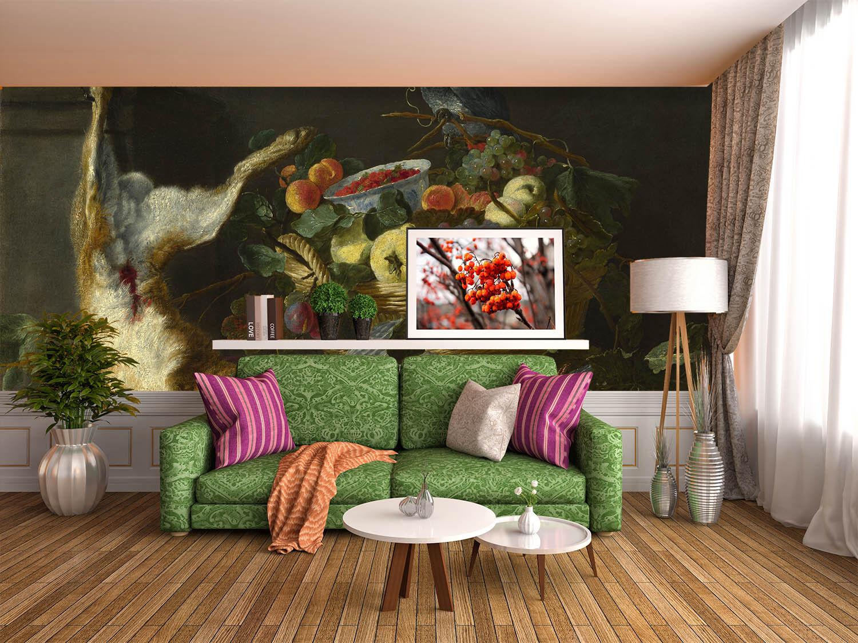 3D Beute Papagei 753 Tapete Wandgemälde Tapete Tapeten Bild Familie DE Summer