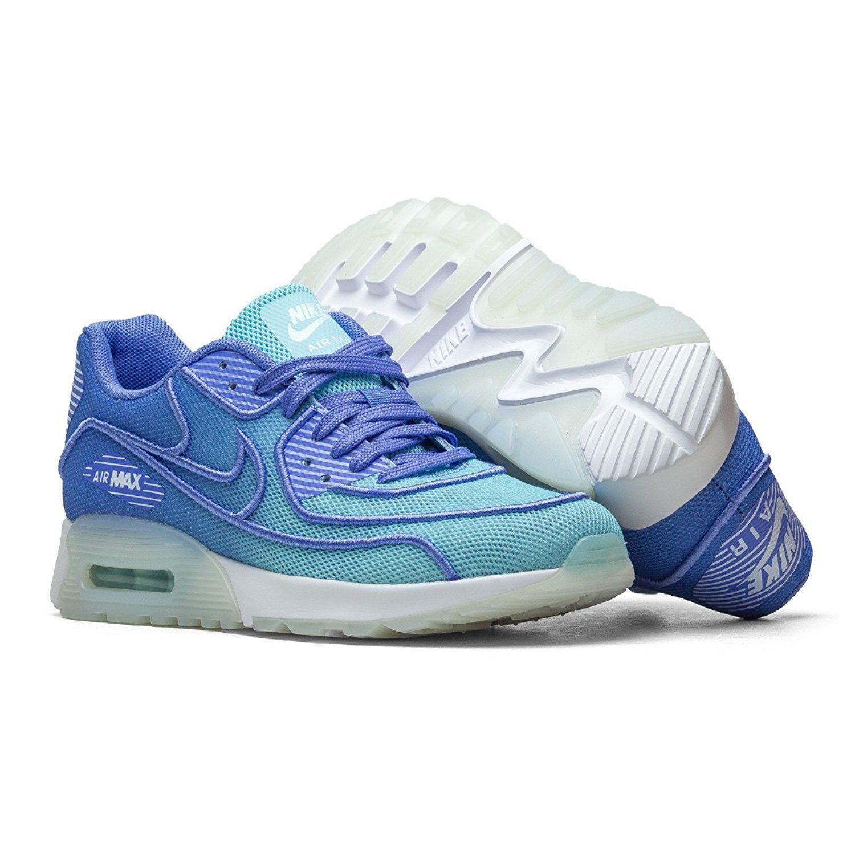 Nike air air air max 90 ultra 2.0 br noch blau / polar - Weiß (ws) (917523 400) cd4f1b
