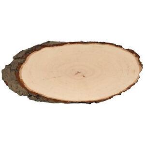 disco de madera 50 x 5 CM fresno Disco de árbol tablero de mesa