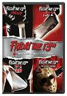 Friday the 13th: 4-Movie Collection (DVD, 2017, 4-Disc Set)