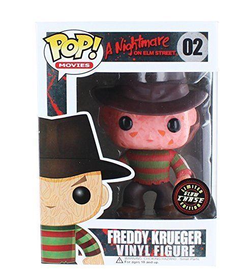 Nightmare on Elm Street - Frotdy Krueger Chase POP Vinyl Figure (02)