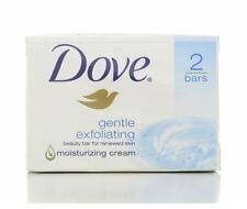 Dove Gentle Exfoliating Beauty Bars White 8.40 oz