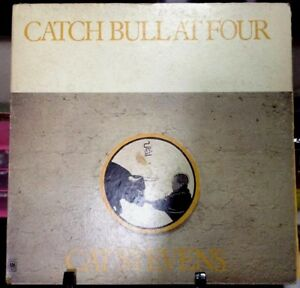 CAT-STEVENS-Catch-Bull-At-Four-Album-Released-1972-Vinyl-Record-Collection-US-p
