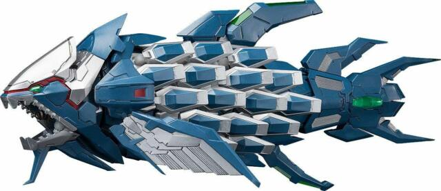 figma Dariusburst Chronicle Sabers iron phosphate Le non-scale ABS & PVC painted