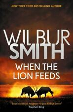 The Courtney: When the Lion Feeds : The Courtney Series 1 1 by Wilbur Smith (2018, Paperback)