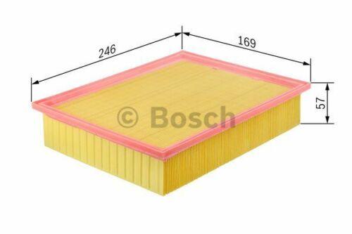 1x Luftfilter BOSCH 1 457 433 265 Filter