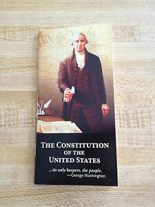 100-UNITED-STATES-POCKET-CONSTITUTION-amp-DECLARATION-OF-INDEPENDENCE-BRAND-NEW