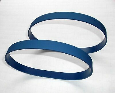 2 BLUE MAX ULTRA DUTY URETHANE BAND SAW TIRES FOR DELTA 28-140 BAND SAW