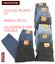 Vintage-Levis-Levi-550-Para-hombres-Calce-relajados-Grade-a-jeans-W30-W32-W34-W36-W38-W40 miniatura 1