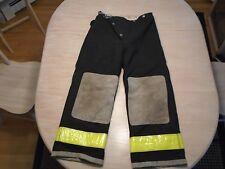 Globe Turnout Pants Fire Pants Bunker Pants size30/28 Nomex E89 Spunlace Aralite