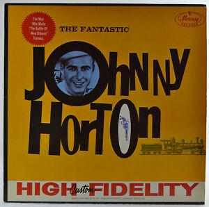 JOHNNY-HORTON-The-Fantastic-Johnny-Horton-Mercury-MG-20478-LP-Reissue