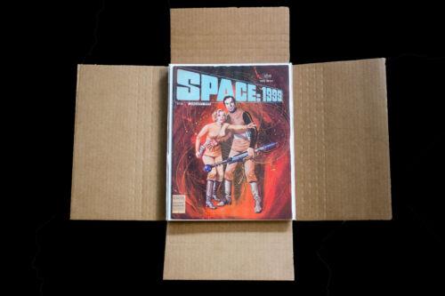 Books, Magazines, Comics, and more 100 GEMINI Printed Media Mailers S-165