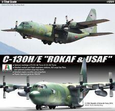 [Academy] 12511 1/72 ROKAF & USAF C-130H/E 'Hercules' Plastic Model Kit
