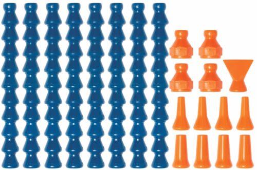 "1//4/"" Flared Tubing Replacement Kit Loc-Line® USA Original Modular System #40452"