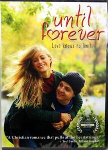 Fino a quando non per sempre DVD Nuovo di Zecca Christian DRAMMA D'AMORE non conosce limiti TRUE STORY