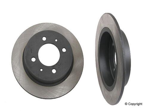 Disc Brake Rotor-Original Performance WD EXPRESS fits 91-99 Nissan Sentra