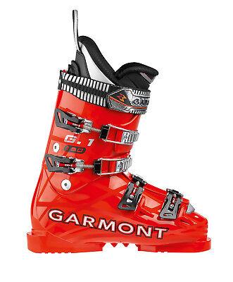 Scarponi Da Sci Gara Garmont G1 Aspen flex 130 misura UK 8 size Race Ski Boots