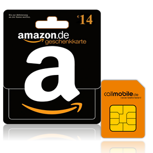 callmobile-SIM-Karte-14-Euro-Amazon-Gutschein