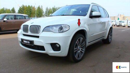 BMW NUOVO ORIGINALE X5 E70 M SPORT PARAFANGO PASSARUOTA Flare Estensione TRIM SINISTRO N//S