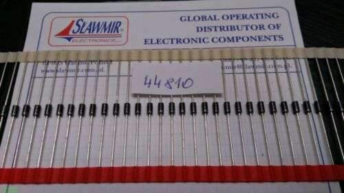 General Semi 1N4005 Diode 1A 600V DO41 Neu Teil LOT-100pcs