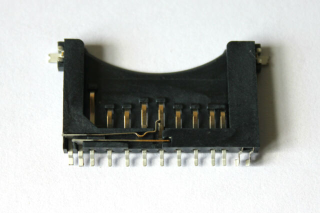 Replacement SD Card Slot for Raspberry Pi -- [402]