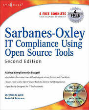 Sarbanes-Oxley Compliance Using COBIT and Open Source Tools, , New Book