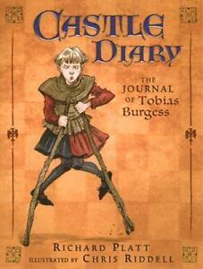 Castle-Diary-The-Journal-of-Tobias-Burgess-by-Richard-Platt-2003-PB-NEW