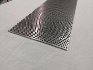 """1//8/"""" .125 Aluminum Sheet Plate 4/"""" x 10/"""" 3003"""