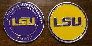 NEW-NCAA-Louisiana-State-LSU-Tigers-Golf-Ball-Marker