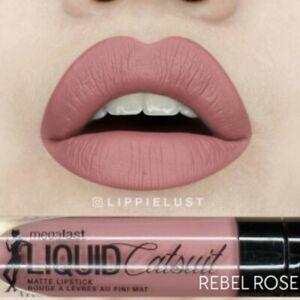 WET N WILD MegaLast Liquid Catsuit Matte Lipstick -Velvet Suede Nude Lip Lacquer