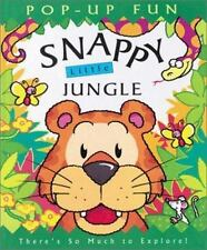 Snappy Little Jungle (Snappy Pop-Ups), Steer, Dugald, Good Book