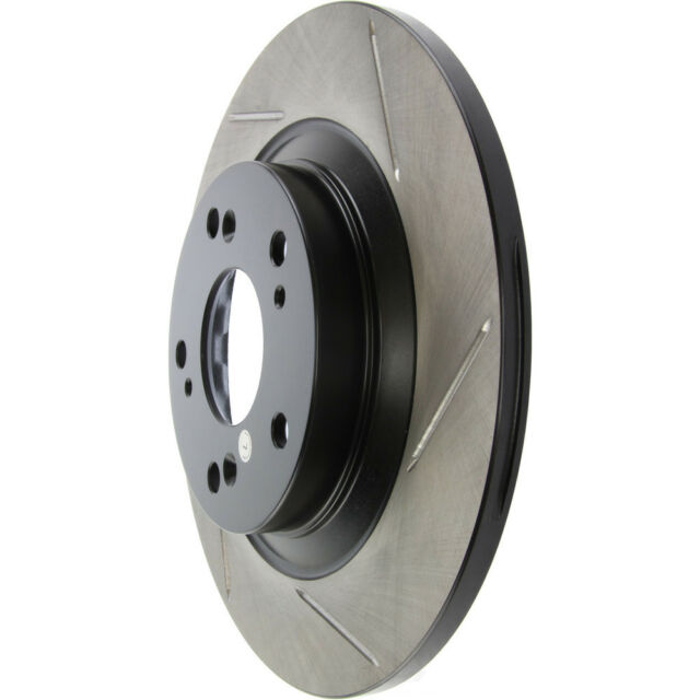 StopTech 126.40050SL Sport Slotted Brake Rotor Rear Left