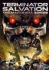 Terminator Salvation Machinima Series 0883929102631 With Dee Bradley Baker DVD