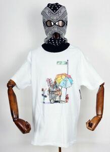 Dgk-Skateboards-T-shirt-Tee-Vendor-White-in-S-Dirty-Ghetto-Kids